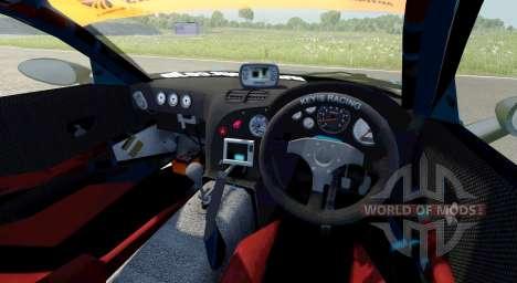 Mazda RX-7 Drift Falken for BeamNG Drive