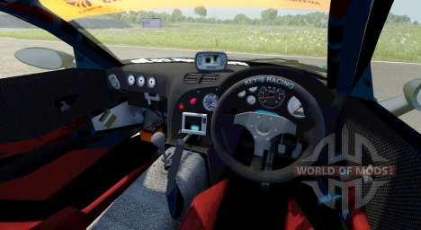 Mazda RX-7 Drift Arial for BeamNG Drive