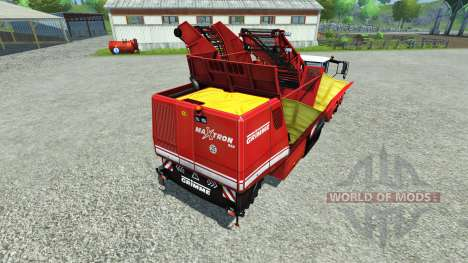Grimme Harvesters v1.1 for Farming Simulator 2013