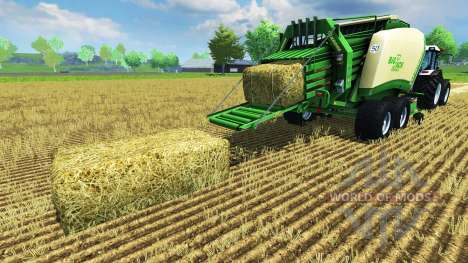 Krone Big Pack 1290 for Farming Simulator 2013