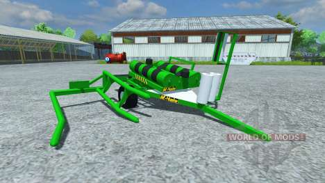 McHale 991 [White] for Farming Simulator 2013