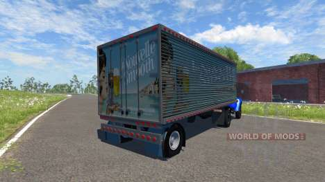 ZIL-V with semi la Nouvelle Smooth for BeamNG Drive