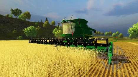 John Deere 9750 for Farming Simulator 2013