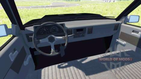 Gavril D-Series four doors for BeamNG Drive