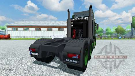 MAN TGA for Farming Simulator 2013