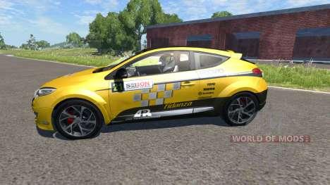 Renault Megane RS for BeamNG Drive