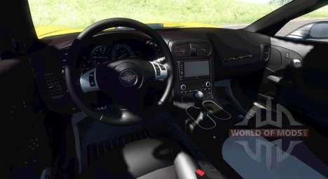 Chevrolet Corvette ZR1 2010 for BeamNG Drive