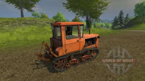 DT-75M for Farming Simulator 2013