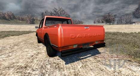 Datsun 720 1981 King Cab for BeamNG Drive