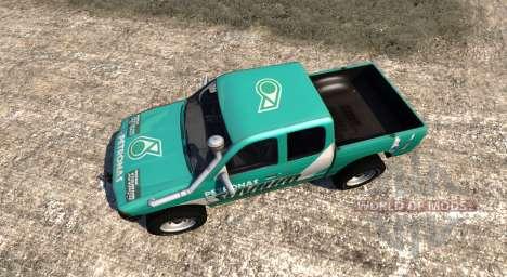 Ford Ranger for BeamNG Drive