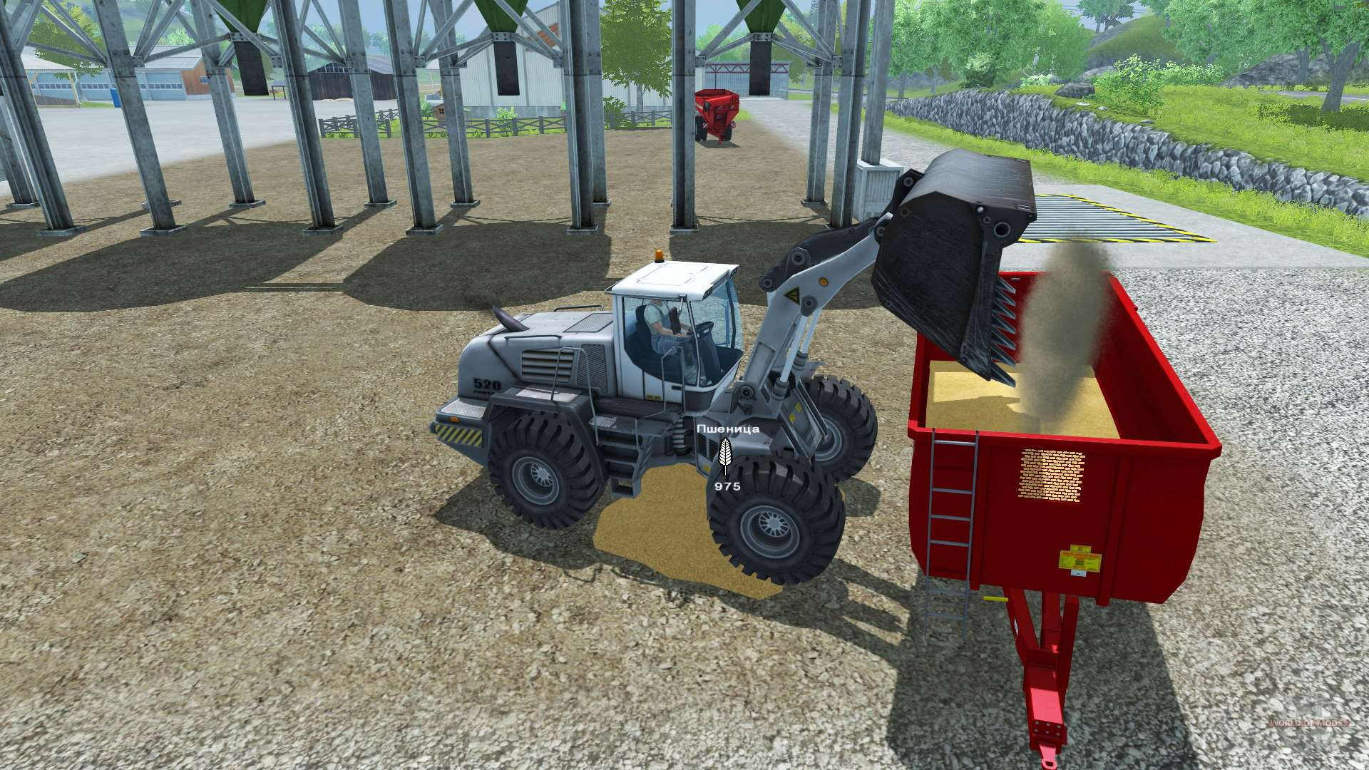 More realistic v1 3 40 for farming simulator 2013