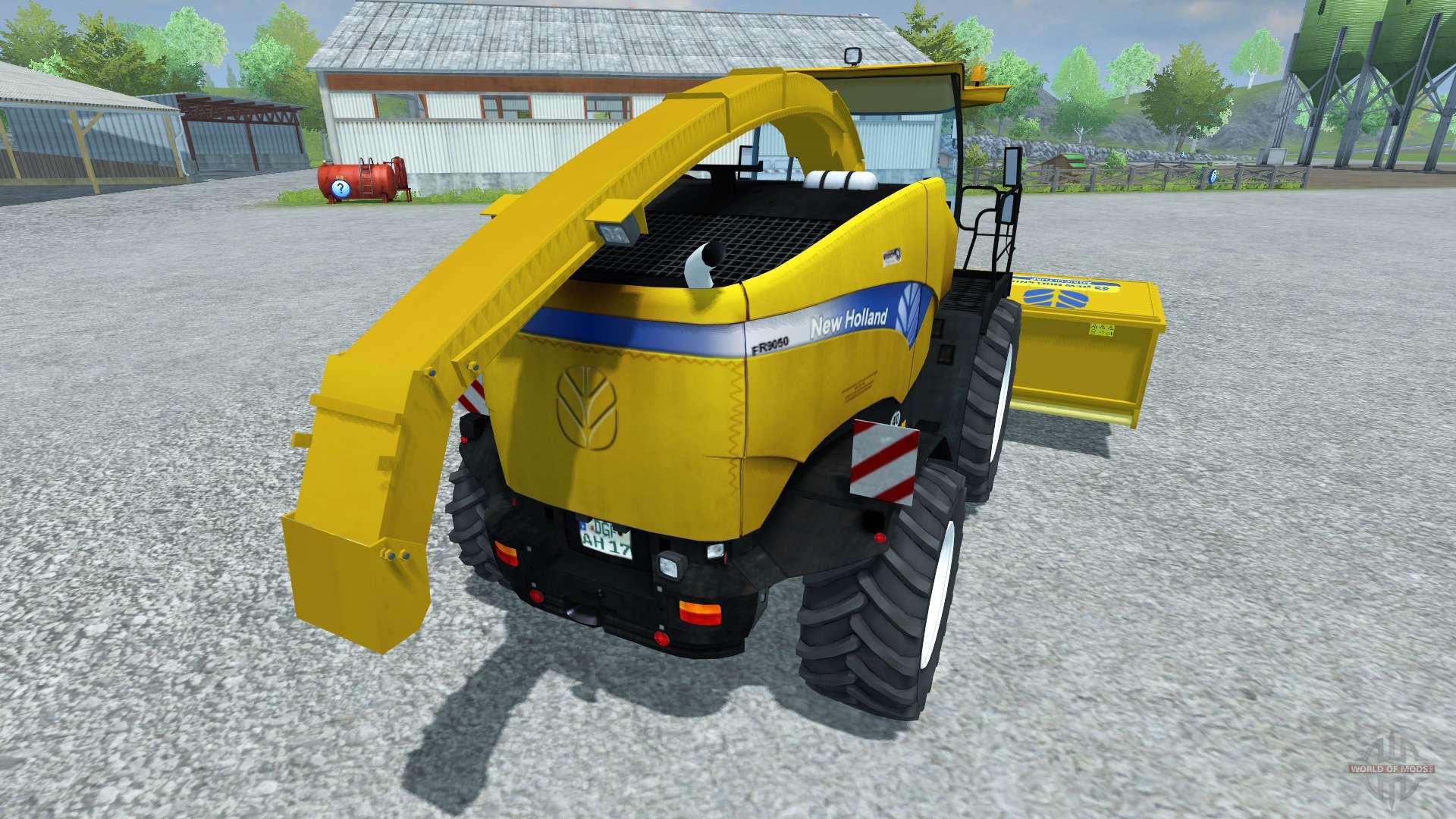 Holland FR For Farming Simulator - Argentina map farming simulator 2013