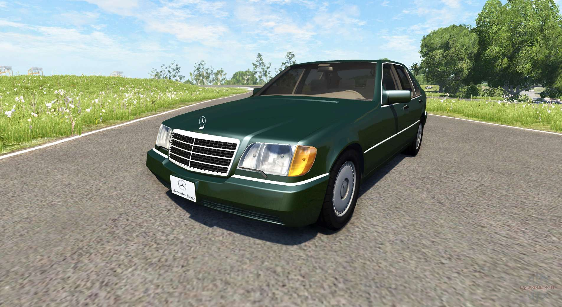 Mercedes benz s600 amg for beamng drive for S 600 mercedes benz
