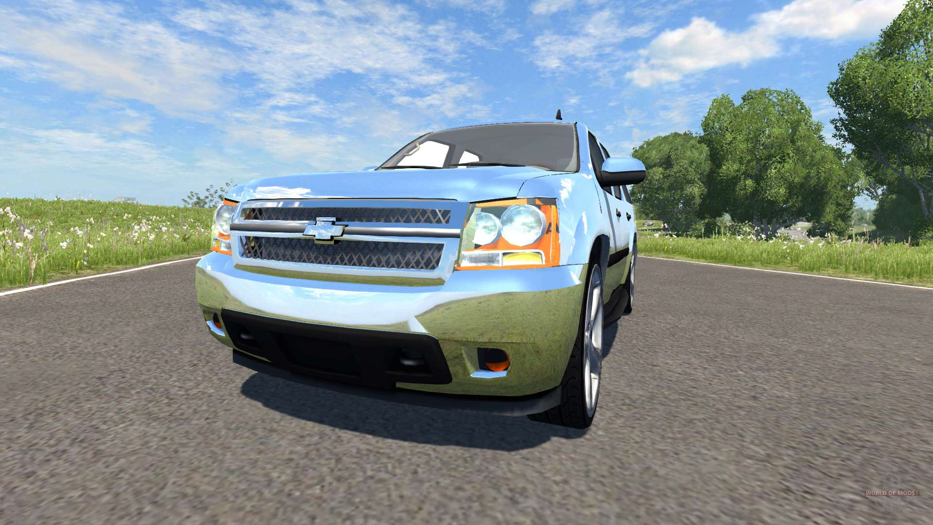 2014 Chevy Tahoe >> Chevrolet Tahoe for BeamNG Drive