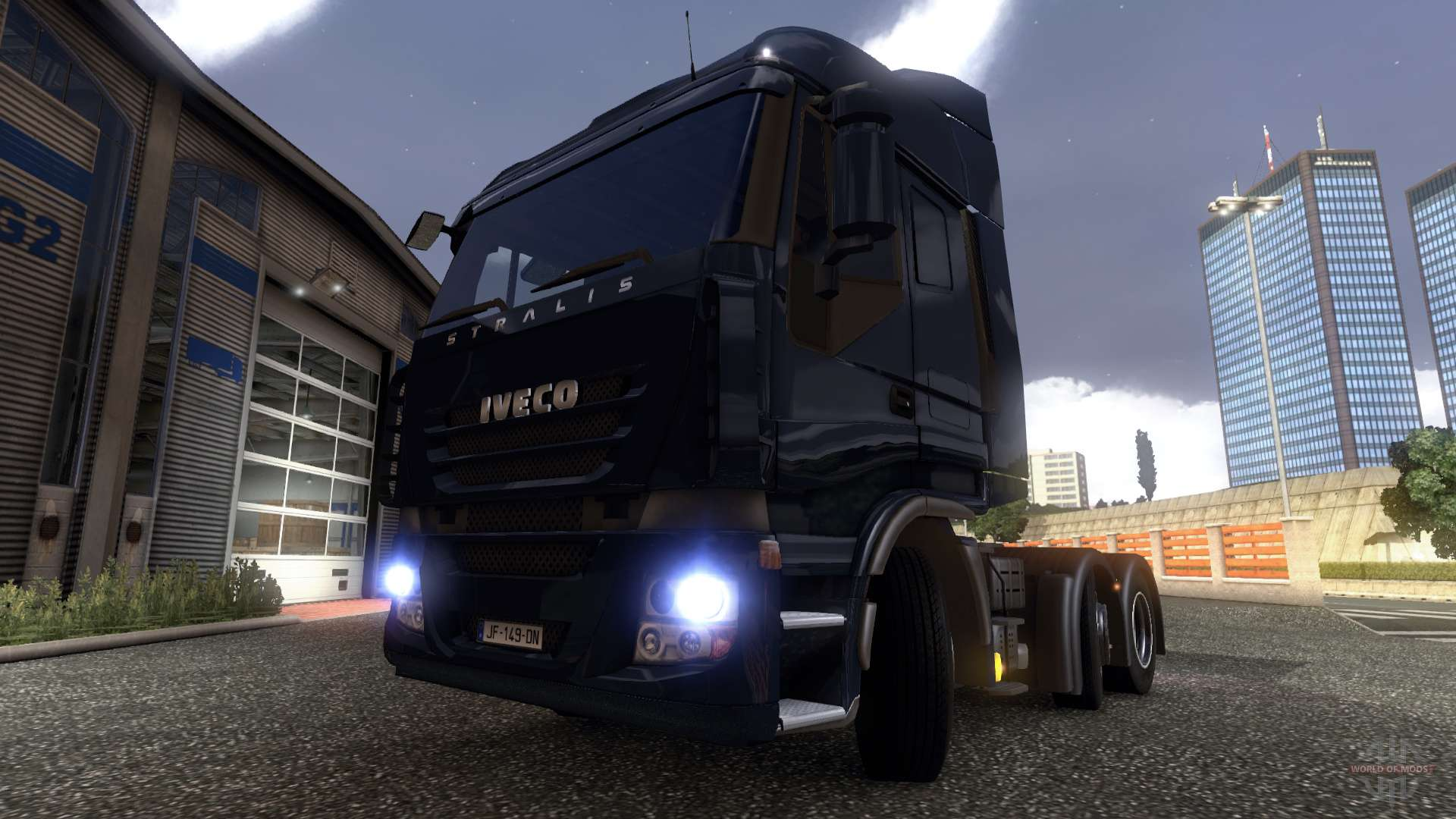 обновления!Несколько проверенных моды на грузовики в евро трек симулятор 2 этой категории нашего