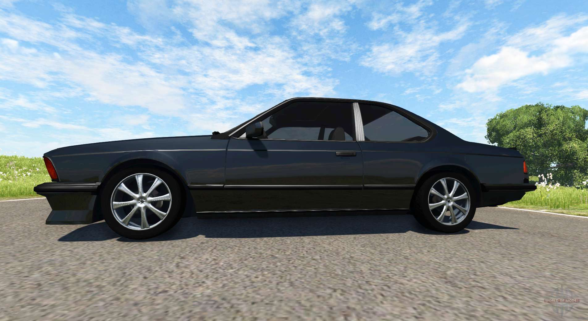 bmw e24 m6 v1 1 for beamng drive. Black Bedroom Furniture Sets. Home Design Ideas
