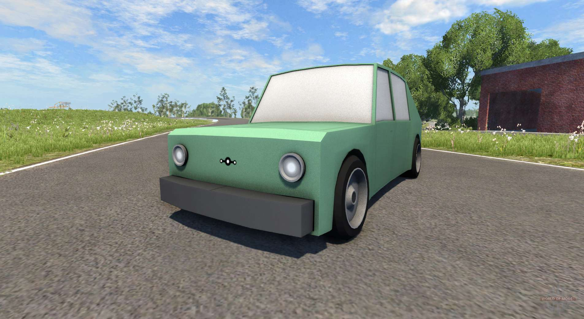 Dr Car: DSC Toy Car For BeamNG Drive