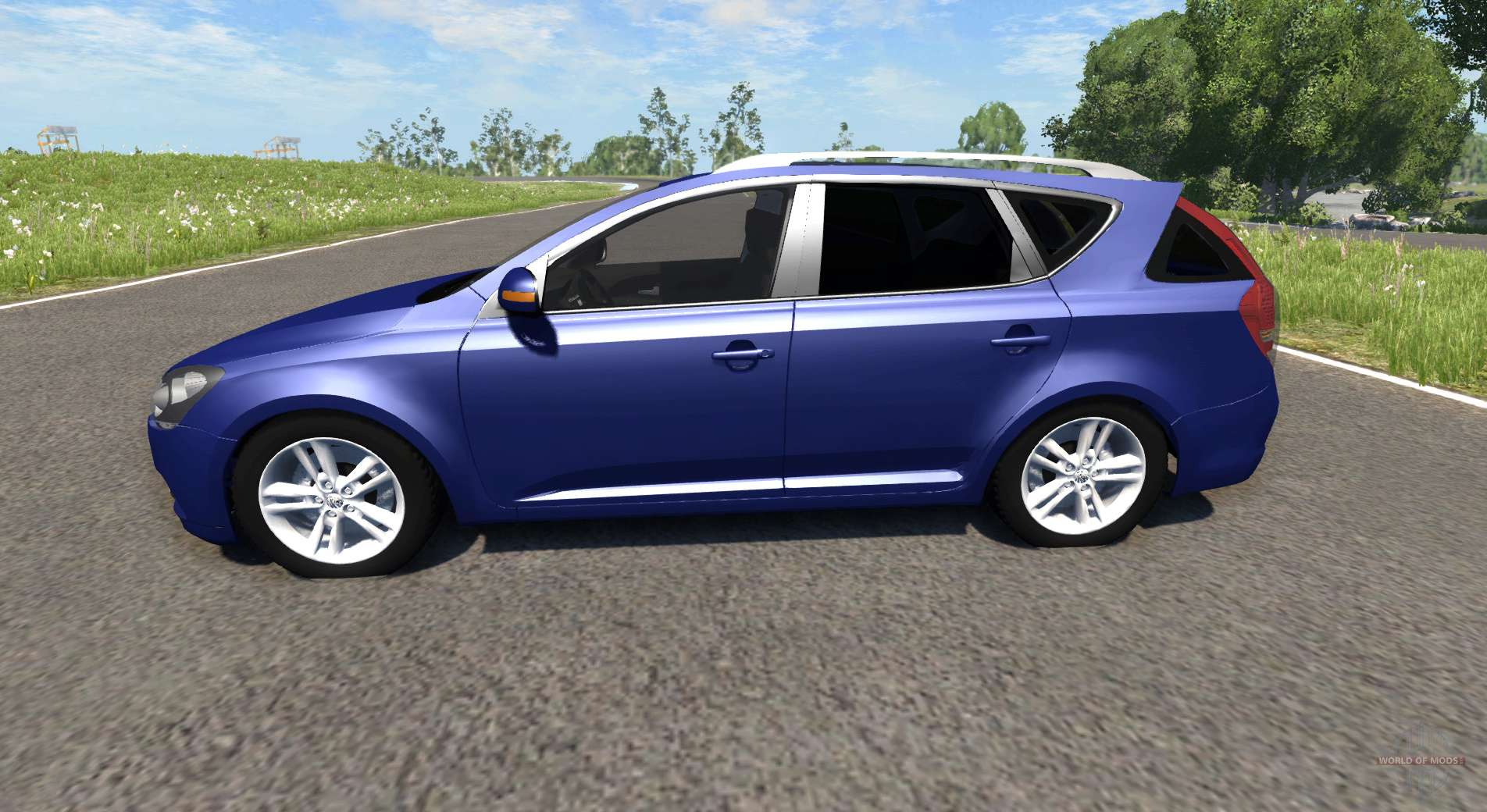 Best Awd Sports Cars >> Kia Ceed for BeamNG Drive