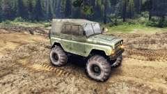 УАЗ-469 Monster Truck v3