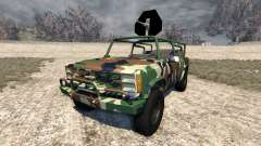 Gavril D-Series African Rebel for BeamNG Drive