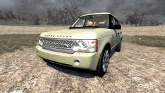 Range Rover Supercharged 2008 [Beige]