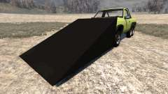 Gavril D-Series 6x6 springboard for BeamNG Drive