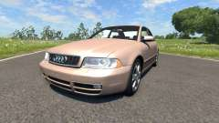 Audi S4 2000 [Pantone 7513 C] for BeamNG Drive