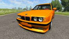 BMW 540i E34 Drift