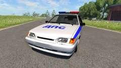 VAZ-2115 Police