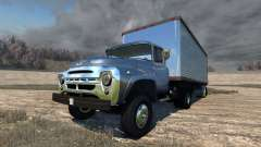 ZIL-V with semitrailer [Final]