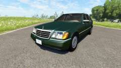 Mercedes-Benz S600 AMG for BeamNG Drive
