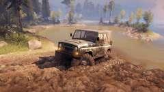УАЗ-469 Monster Truck v1.1