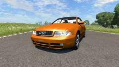 Audi S4 2000 [Pantone 718 C] for BeamNG Drive