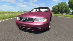 Audi S4 2000 [Pantone 209 C] for BeamNG Drive