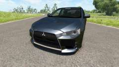 Mitsubishi Lancer Evolution X for BeamNG Drive