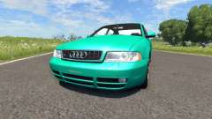 Audi S4 2000 [Pantone Green C] for BeamNG Drive