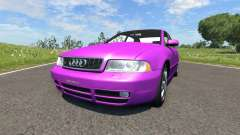 Audi S4 2000 [Pantone Purple C]