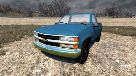 Chevrolet Silverado 1500 1994 for BeamNG Drive