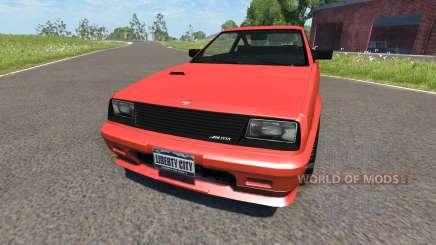 Dinka Blista Compact for BeamNG Drive