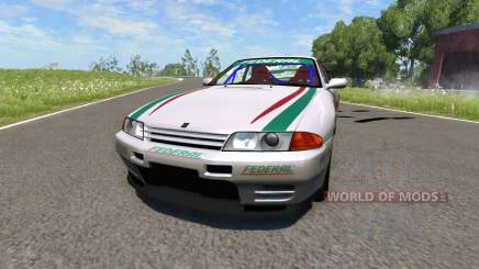 Nissan Skyline R32 for BeamNG Drive