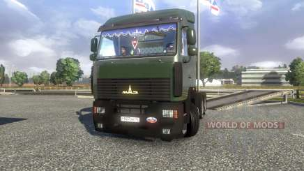 MAZ-5440 A5 for Euro Truck Simulator 2