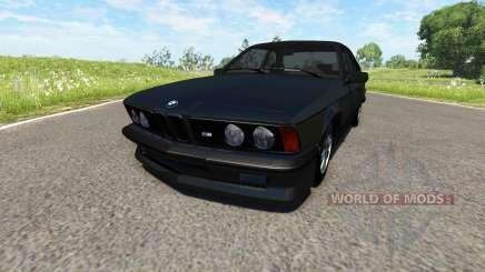 BMW E24 M6 v1.1 for BeamNG Drive