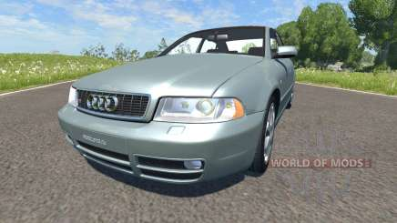 Audi S4 2000 [Original] for BeamNG Drive