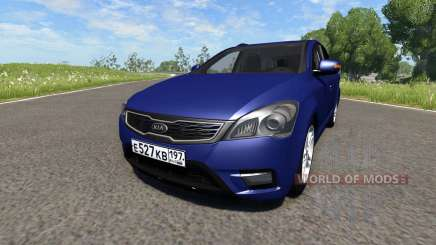 Kia Ceed for BeamNG Drive