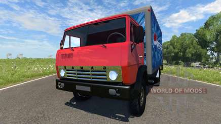 KamAZ-5325 Pepsi for BeamNG Drive