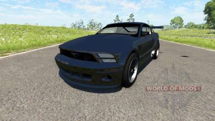 Ford Mustang GT-R Concept for BeamNG Drive