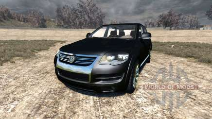 Volkswagen Touareg R50 for BeamNG Drive