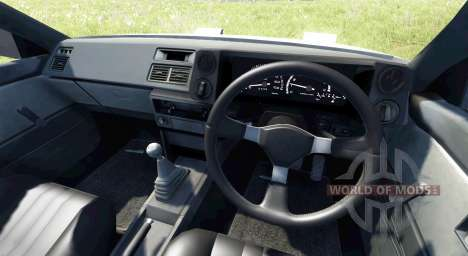 Toyota AE86 Sprinter Trueno for BeamNG Drive