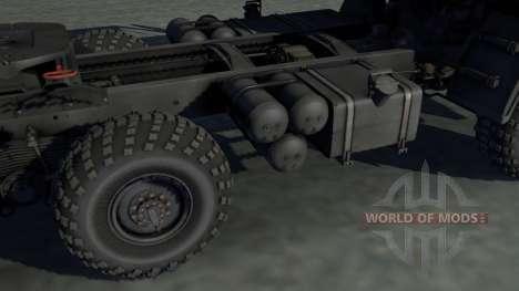 KamAZ 4410-6450 for Euro Truck Simulator 2
