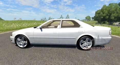 Toyota Chaser for BeamNG Drive